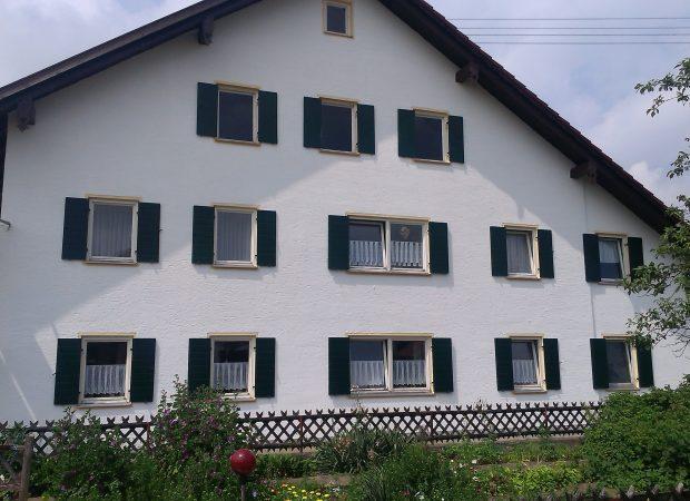 Fassade Bauernhaus